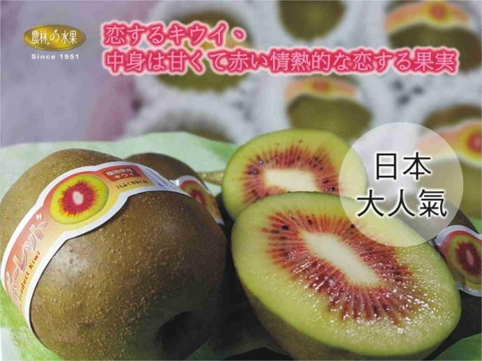 探病水果禮盒 紅心奇異果 當季水果禮盒