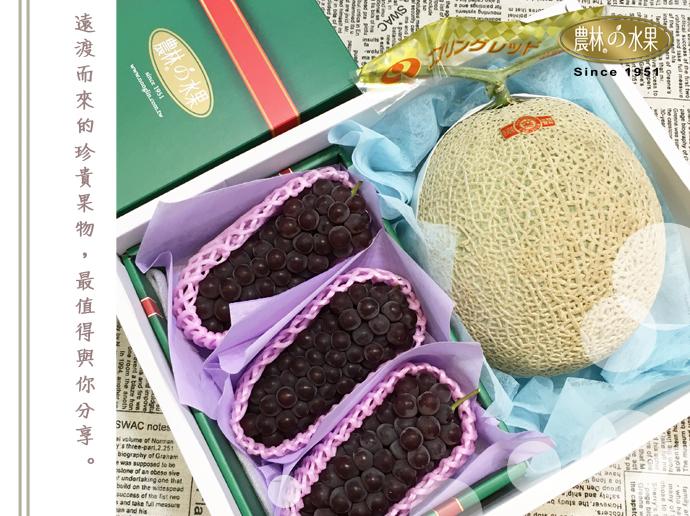 日本葡萄 日本哈密瓜 珍珠葡萄