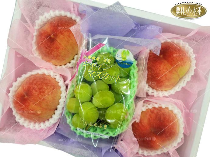 日本水果日本麝香葡萄日本麝香葡萄禮盒進口麝香葡萄水果禮盒日本水蜜桃日本和歌山水蜜桃禮盒網購水果禮盒